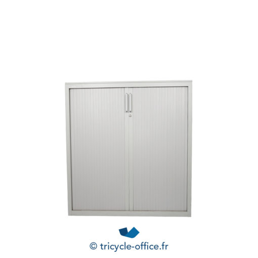 Tricycle Office Mobilier Bureau Occasion Armoire Blanche Mi Haute Steelcase 1