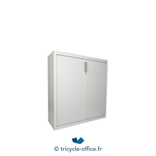 Tricycle Office Mobilier Bureau Occasion Armoire Blanche Mi Haute Steelcase 2