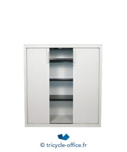 Tricycle Office Mobilier Bureau Occasion Armoire Blanche Mi Haute Steelcase 3