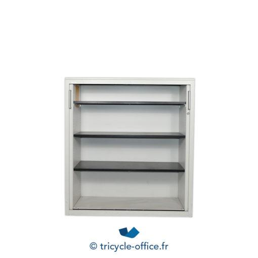 Tricycle Office Mobilier Bureau Occasion Armoire Blanche Mi Haute Steelcase 4