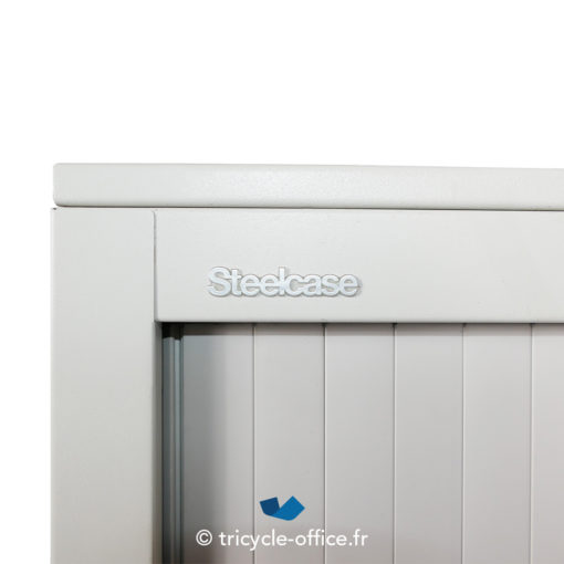 Tricycle Office Mobilier Bureau Occasion Armoire Blanche Mi Haute Steelcase 5