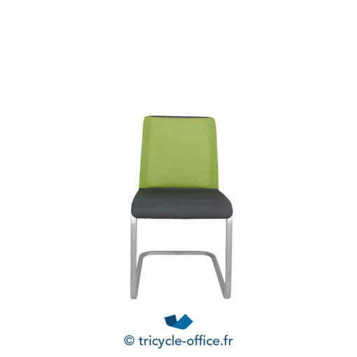 Tricycle Office Mobilier Bureau Occasion Chaise De Réunion Reply Steelcase 3