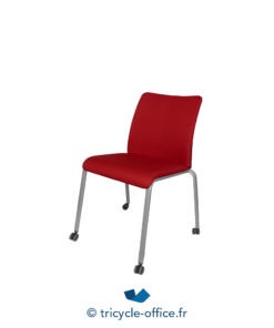 Tricycle Office Mobilier Bureau Occasion Chaise De Reunion Eastside Steelcase A Roulettes 4