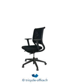 Tricycle Office Mobilier Bureau Occasion Fauteuil De Bureau Netwin Noir 1