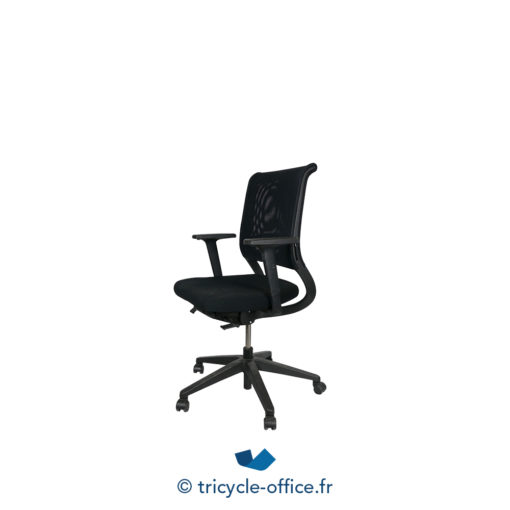 Tricycle Office Mobilier Bureau Occasion Fauteuil De Bureau Netwin Noir 1