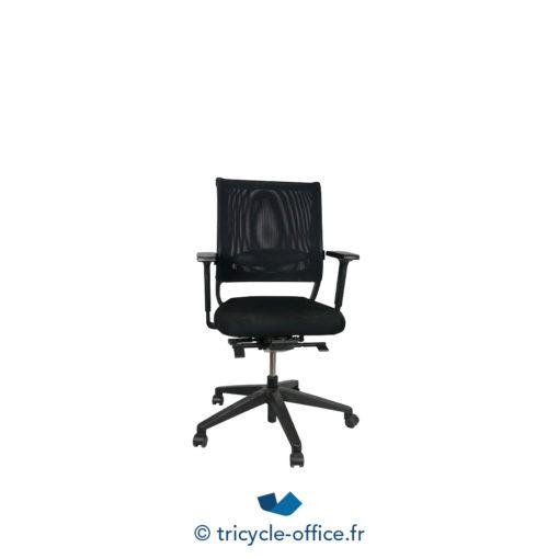 Tricycle Office Mobilier Bureau Occasion Fauteuil De Bureau Netwin Noir 2