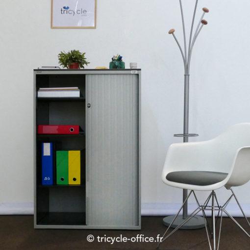Tricycle Office Mobilier Bureau Occasion Amoire Mi Haute 1 Rideau 4
