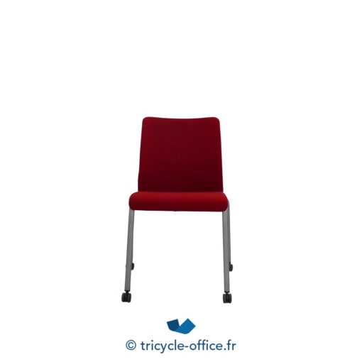 Tricycle Office Mobilier Bureau Occasion Chaise De Reunion Eastside Steelcase A Roulettes 1