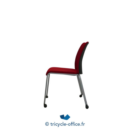Tricycle Office Mobilier Bureau Occasion Chaise De Reunion Eastside Steelcase A Roulettes 2
