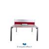 Tricycle Office Mobilier Bureau Occasion Bench De 2 Séparateur Amovible Steelcase 2