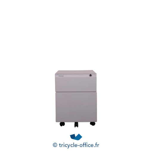 Tricycle Office Mobilier Bureau Occasion Caisson 2 Tiroirs 1