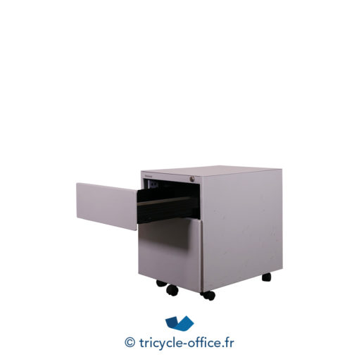 Tricycle Office Mobilier Bureau Occasion Caisson 2 Tiroirs 4