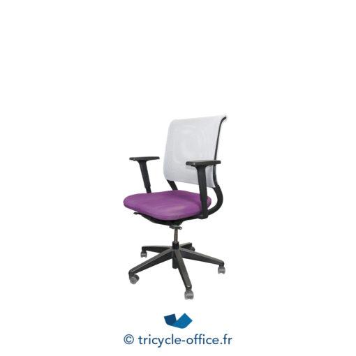 Tricycle Office Mobilier Bureau Occasion Fauteuil De Bureau Netwin Violet 2