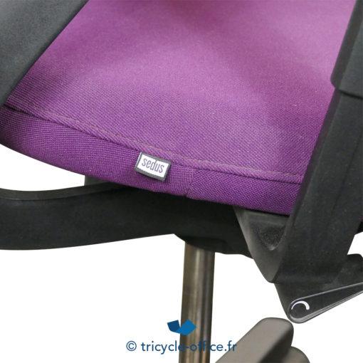 Tricycle Office Mobilier Bureau Occasion Fauteuil De Bureau Netwin Violet 3