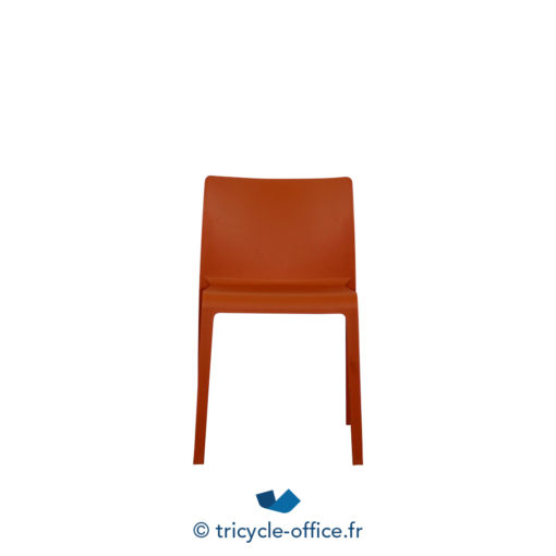 Tricycle Office Mobilier Bureau Occasion Chaise Coque Structure Polypropylène (1)