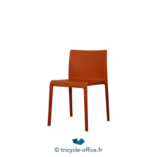 Tricycle Office Mobilier Bureau Occasion Chaise Coque Structure Polypropylène (3)
