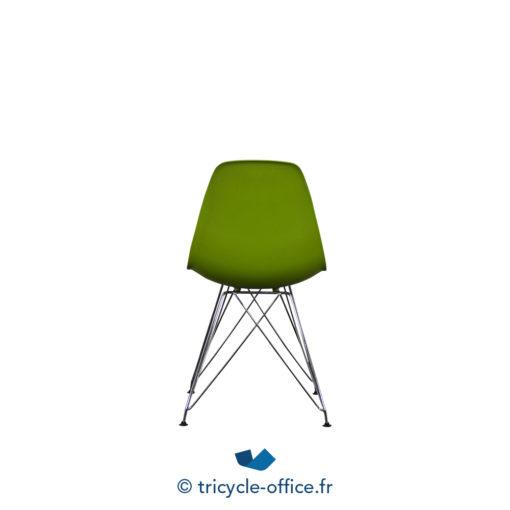 Tricycle Office Mobilier Bureau Occasion Chaise Piètement Eiffel Chromé (4)