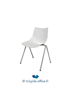 Tricycle Office Mobilier Bureau Occasion Chaise Visiteur Shell Angelo Pinaffo (3)
