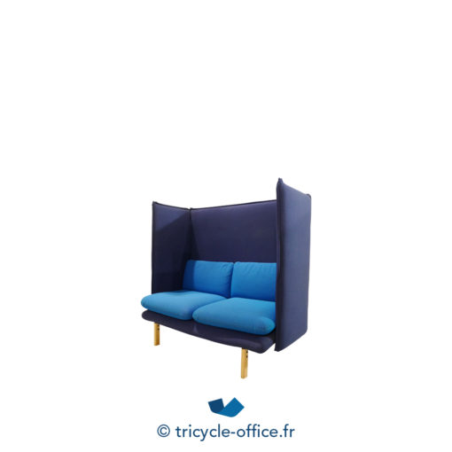 Tricycle Office Mobilier Bureau Occasion Canapé Phonique 2 Places (1)