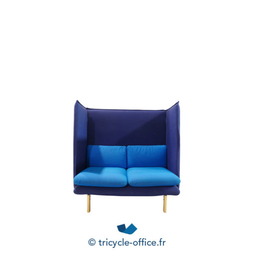 Tricycle Office Mobilier Bureau Occasion Canapé Phonique 2 Places (2)