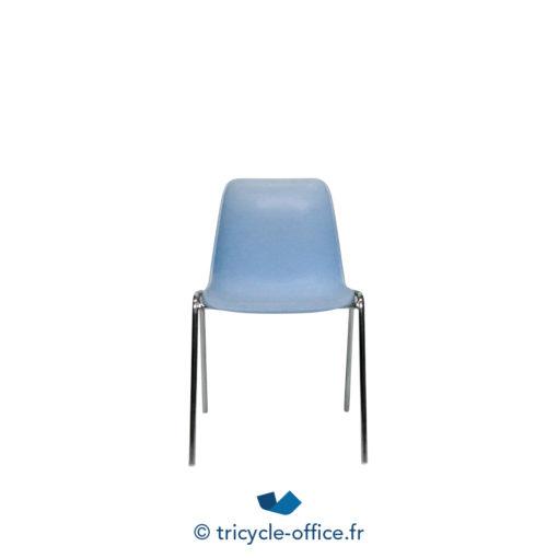 Tricycle Office Mobilier Bureau Occasion Chaise Coque Plastique 1