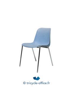 Tricycle Office Mobilier Bureau Occasion Chaise Coque Plastique 2