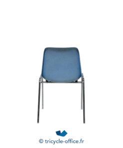 Tricycle Office Mobilier Bureau Occasion Chaise Coque Plastique 3