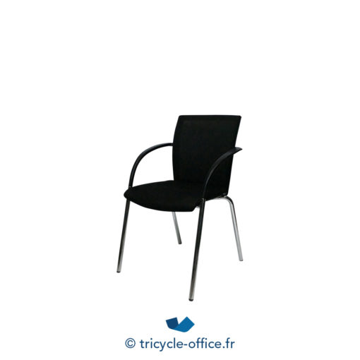 Tricycle Office Mobilier Bureau Occasion Chaise Empilable Avec Accoudoirs 1