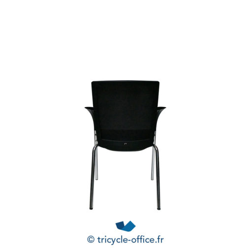 Tricycle Office Mobilier Bureau Occasion Chaise Empilable Avec Accoudoirs 3