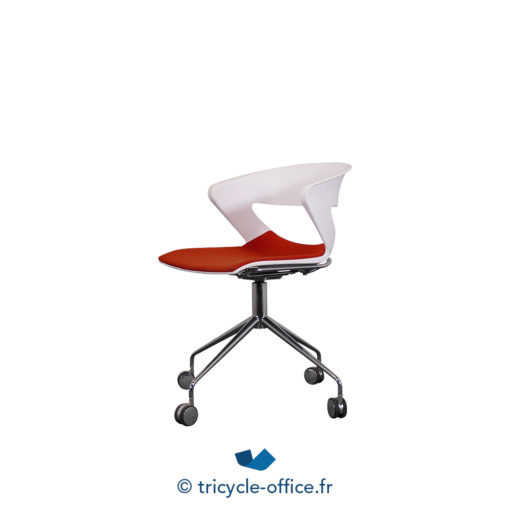 Tricycle Office Mobilier Bureau Occasion Chaise Reunion Kicca Kastel (2)
