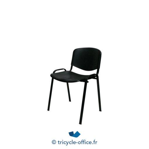 Tricycle Office Mobilier Bureau Occasion Chaises Visiteur Empilables 1