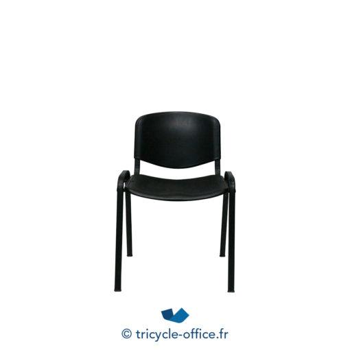 Tricycle Office Mobilier Bureau Occasion Chaises Visiteur Empilables 2