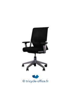 Tricycle Office Mobilier Bureau Occasion Fauteuil De Bureau Comforto 59 Haworth Noir 2