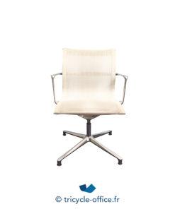 Tricycle Office Mobilier Bureau Occasion Fauteuil De Reunion Type Aluminium Chair 1