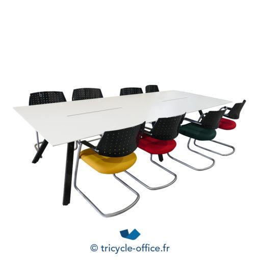 Tricycle Office Mobilier Bureau Occasion Table De Reunion 10 Personnes 2