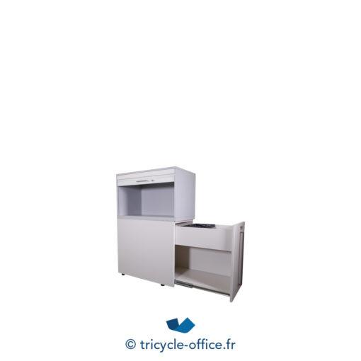 Tricycle Office Mobilier Bureau Occasion Caisson Haut (2)
