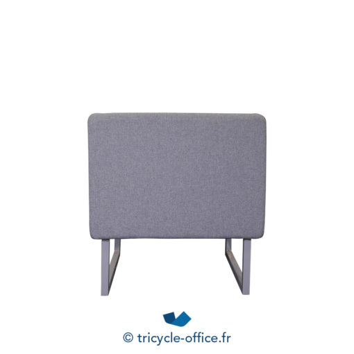 Tricycle Office Mobilier Bureau Occasion Chauffeuse Grise (2)