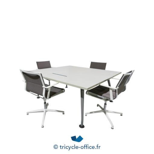 Tricycle Office Mobilier Bureau Occasion Table De Réunion 4 Personnes 1
