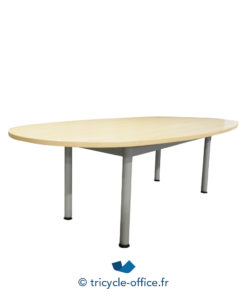 Tricycle Office Mobilier Bureau Occasion Table Ovale 2