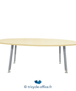 Tricycle Office Mobilier Bureau Occasion Table Ovale 4 Personnes 1