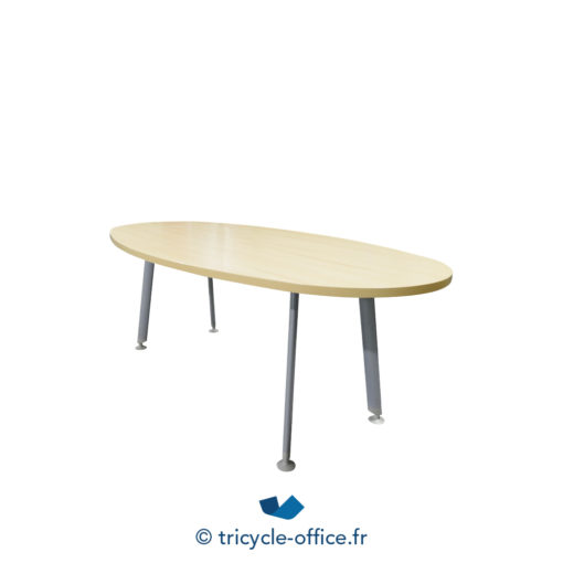 Tricycle Office Mobilier Bureau Occasion Table Ovale 4 Personnes 2