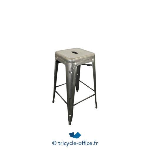 Tricycle Office Mobilier Bureau Occasion Tabouret Haut Type Tolix (1)