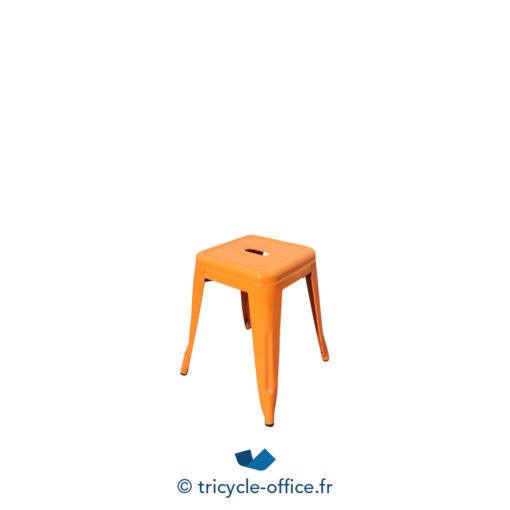 Tricycle Office Mobilier Bureau Occasion Tabouret Potiron Acier (1)