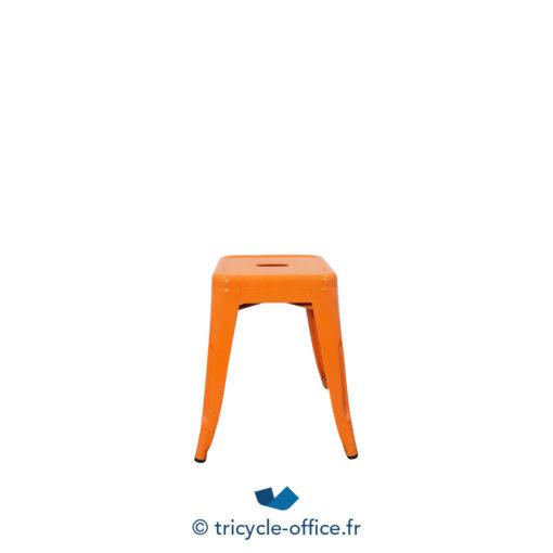 Tricycle Office Mobilier Bureau Occasion Tabouret Potiron Acier (2)