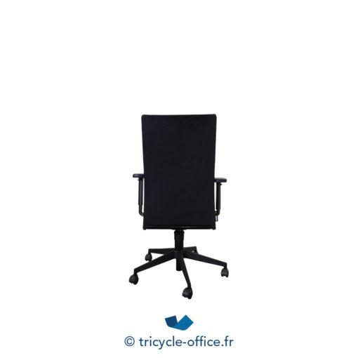 Tricycle Office Mobilier Bureau Occasion Fauteuil De Bureau Eurosit Assise Violette Dossier Noir (2))