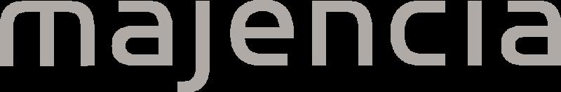 Logo Majencia Couleur Gris Sans Picto