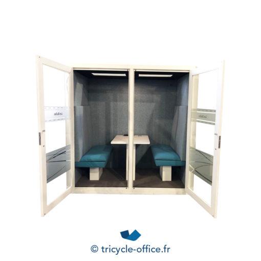 Tricycle Office Mobilier Bureau Occasion Cabine Phonique Acoustique Les Bulles (7)
