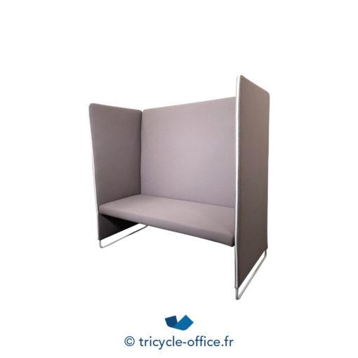 Tricycle Office Mobilier Bureau Occasion Canapé Phonique 1 Place Pedrali (2)