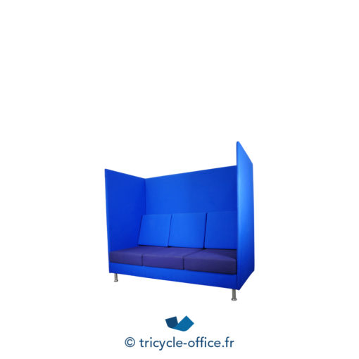Tricycle Office Mobilier Bureau Occasion Canape Phonique 3 Places (1)
