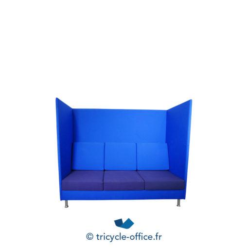 Tricycle Office Mobilier Bureau Occasion Canape Phonique 3 Places (2)